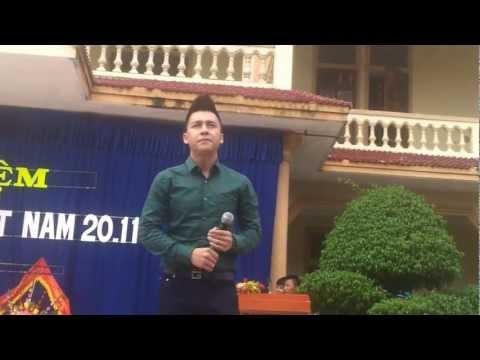The Men Biểu Diễn Ở Trường THPT Quỳnh Lưu 3 Nghệ An