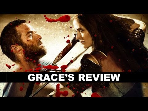 review trailer - 300 Rise of an Empire movie review! Beyond The Trailer host Grace Randolph shares her review today! http://bit.ly/subscribeBTT 300 Rise of an Empire Movie Re...