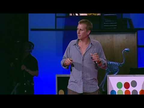 Show - http://www.ted.com Beau Lotto's color games puzzle your vision, but they also spotlight what you can't normally see: how your brain works. This fun, first-ha...