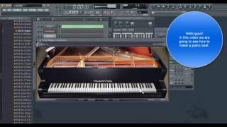 How To Make Emotional Piano Beat (HIP HOP)