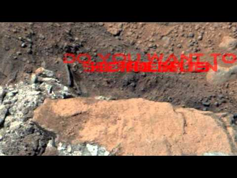 Alien Hause auf MARS anomalies anomaly UFO 2013 NASA