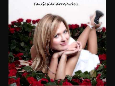 Tekst piosenki Gosia Andrzejewicz - Kocham Cię po polsku