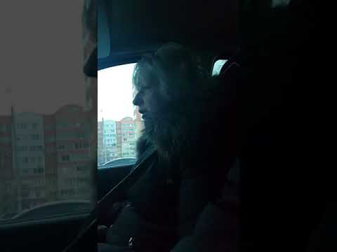 Наглая тетка в такси