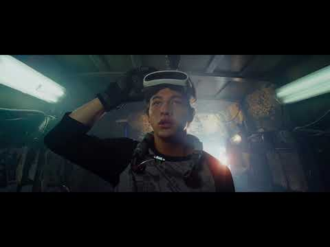 [60FPS] Ready Player One Trailer 60FPS HFR HD