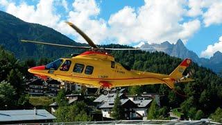 Pieve di Cadore Italy  city pictures gallery : Elisoccorso SUEM 118 Belluno - Pieve di Cadore [4] Italian air ambulance