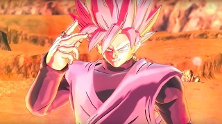 Dragon Ball Xenoverse 2 Official DB Super Pack 3 Trailer by GameTrailers