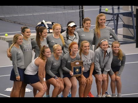2016 CAC Women's Tennis Preseason Webcast