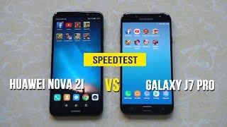 Video Speedtest - Huawei Nova 2i vs Samsung Galaxy J7 Pro MP3, 3GP, MP4, WEBM, AVI, FLV Januari 2019