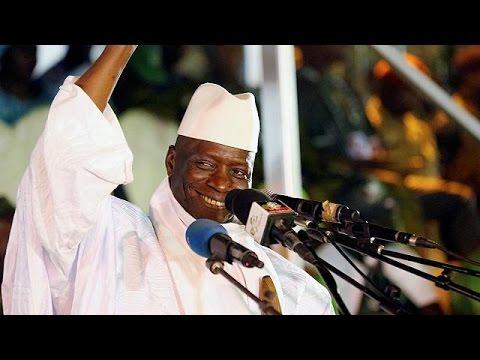 Γκάμπια: Τέλος στο αδιέξοδο με την παραίτηση Τζάμε