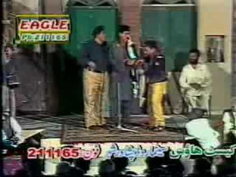 khaka - ismail shahid , said rahan sheno, ptv joke.