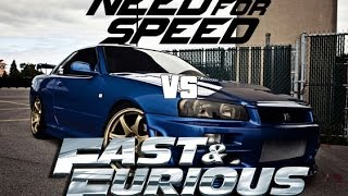 Nonton Need For Speed vs Fast & Furious (Pitbull - Blanco ft. Pharrell) Film Subtitle Indonesia Streaming Movie Download