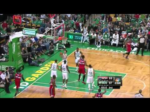 John Wall's Buzzer Beater vs. Celtics