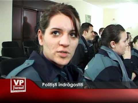 Poliţişti îndrăgostiţi