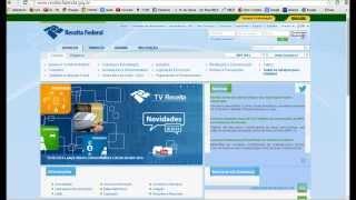 Vídeo ensinando como se cadastrar no site da Receita Federal para receber avisos sobre a restituição do Imposto de Renda por mensagem de texto no celular (sm...