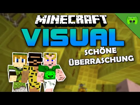MINECRAFT Adventure Map # 76 - Visual Project 2 «» Let's Play Minecraft Together | HD