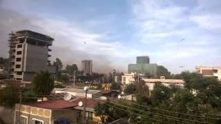 Massive Invasion In Addis Ababa