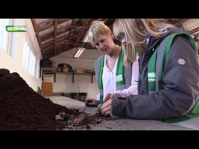 Yasmin Bonner - Teagasc Horticulture Student