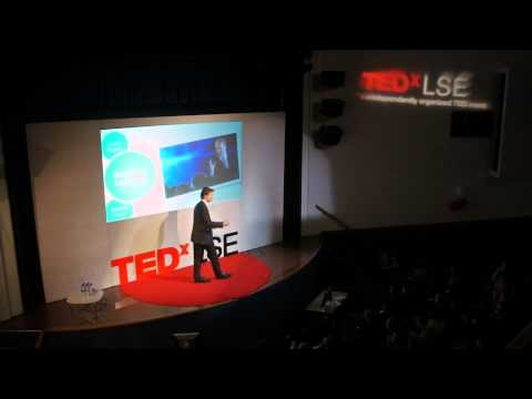 TEDxLSE - Christian Busch - Building and Sustaining Impact Organizations
