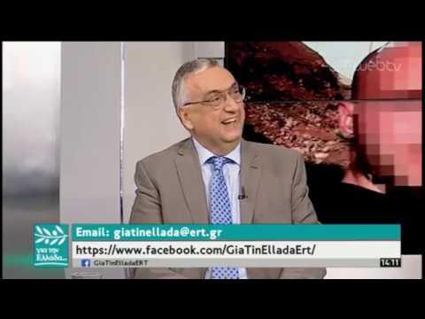 Ο Γ. Λέων και ο Δ. Σούρας στον Σπ. Χαριτάτο για τη δολοφονία της βιολόγου   16/07/2019   ΕΡΤ