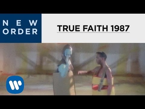 New Order - True Faith (1987)