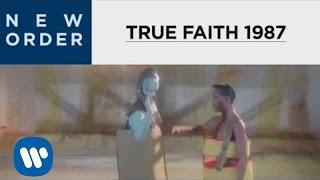 New Order - True Faith (1987) [OFFICIAL MUSIC VIDEO]