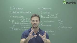 Revisão de matemática para UERJ.