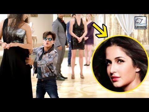 Katrina Kaif SPOTTED In Shah Rukh's ZERO Teaaser |