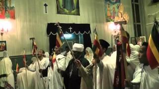 Tensae 2015 Ethiopian Orthodox Church Norway Etiopisk Påske Part1