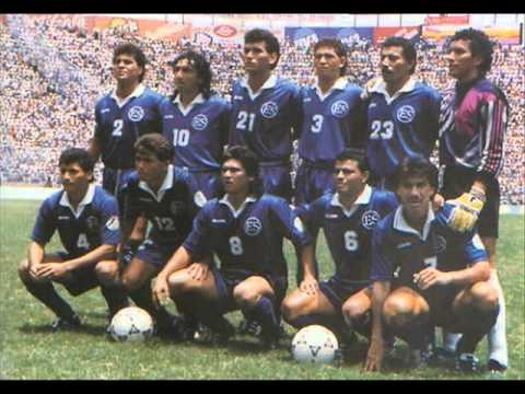 pajaro picon picon - VIDEO CON LA CANCION ORIGINAL DEL PAJARO PICON PICON PARA LA SELECCION SALVADOREÑA.