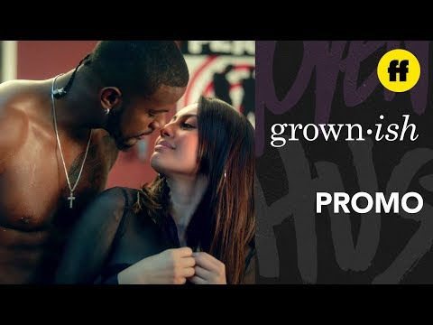 grown-ish Season 2 | Zoey Finds Out About Ana & Aaron | Freeform