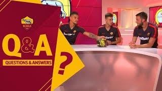 Download Video Q&A: Lo. Pellegrini, El Shaarawy and Cristante interview each other! MP3 3GP MP4