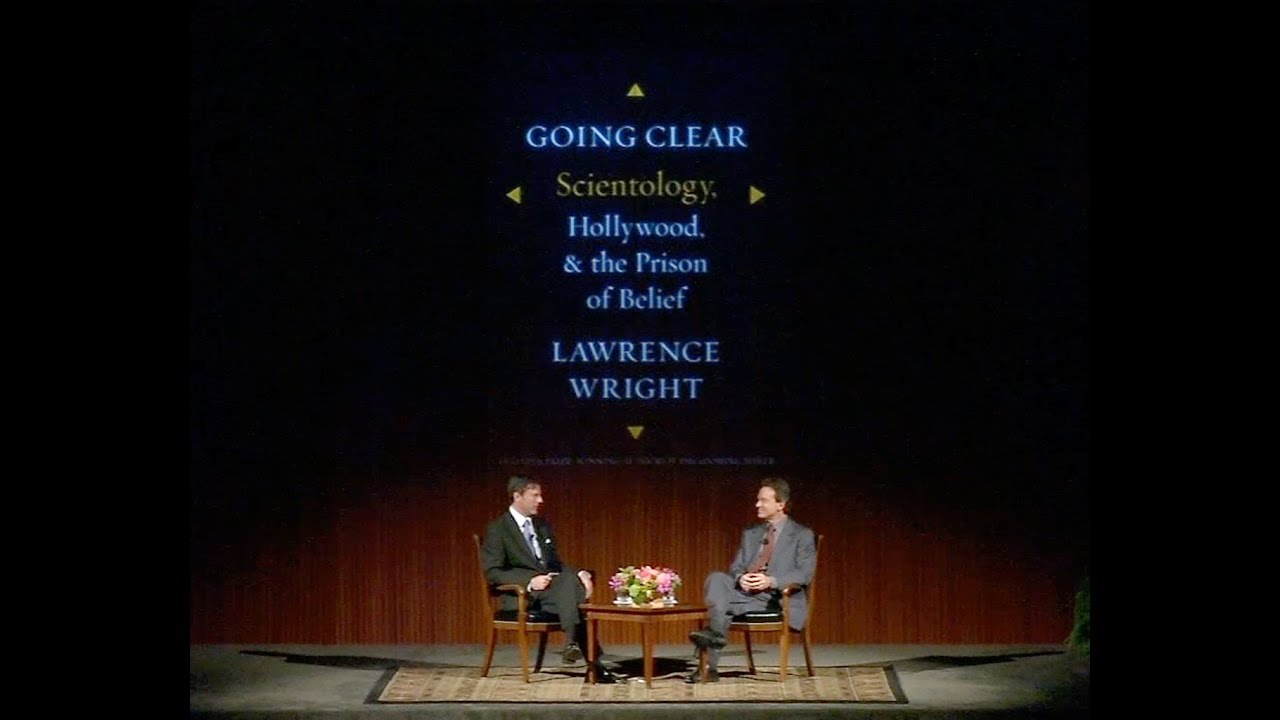 An evening with Lawrence Wright