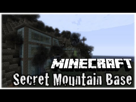 Mountain Base Minecraft
