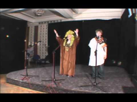 Kabaret NieTypowy - Zapowiedź i Faraon