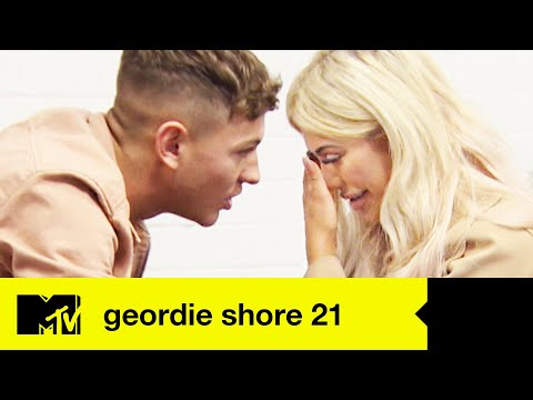 EP #8 CATCH UP: Chloe and Louis' Emosh Goodbyes | Geordie Shore 21