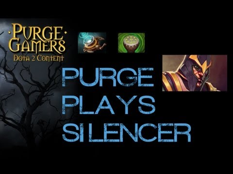 Silencer - Watch in game with YouTube commentary! 215755317 Silencer recently got an Aghanihms upgrade, which I opted to not purchase. Other than that, Silencer is stil...