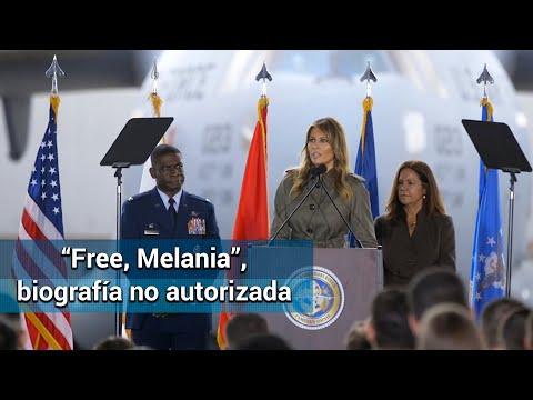 Melania y Trump duermen y viven separados dentro de la Casa Blanca, según biografía no autorizada