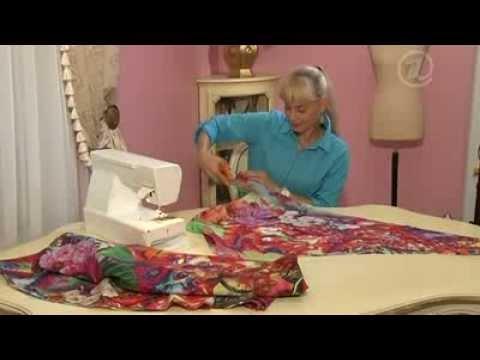 como hacer un vestido -