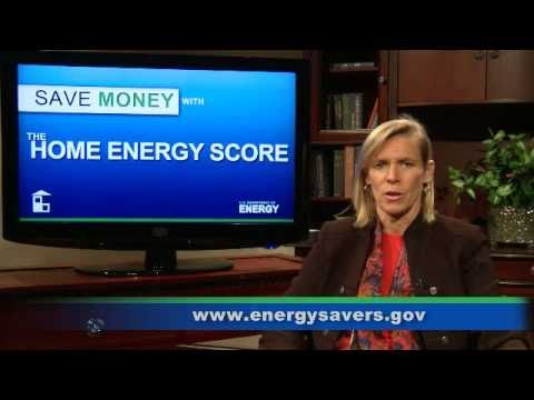 What's Your Home Energy Score?