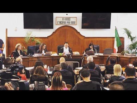 Ξεκίνησε η δίκη του Ιταλού δημάρχου του Ριάτσε