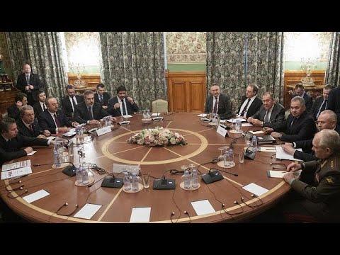 Πυρετός διαβουλεύσεων για την Λιβύη