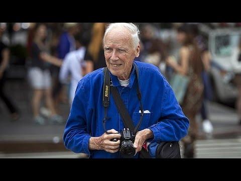 ΗΠΑ: «Έφυγε» ο θρυλικός φωτογράφος των N.Y Times Μπιλ Κάνιγχαμ