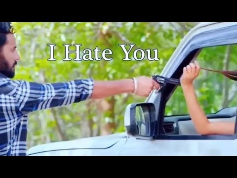 Quotes about friendship - I Hate You  Sad Love Whatsapp Status Video  Sweet Love