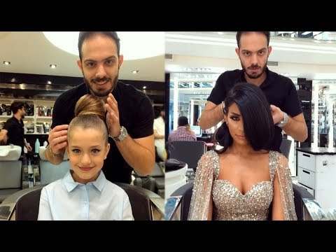 New Amazing Hairstyle Tutorials for Girls 💎 Best Hair Transformations 2018 (видео)