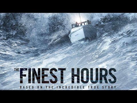 THE FINEST HOURS Trailer + Featurette + Clips [HD]