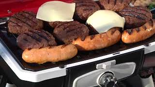 Portable Tabletop Gas Grill  Demo Video Icon