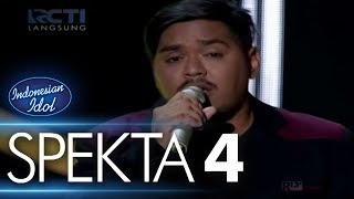 ABDUL - LOST STAR (Adam Levine) - Spekta Show Top 11 - Indonesian Idol 2018