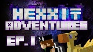 "Hexxit Adventures 01: ""Adventures and Chocobos SUPEREPISODE?!"""