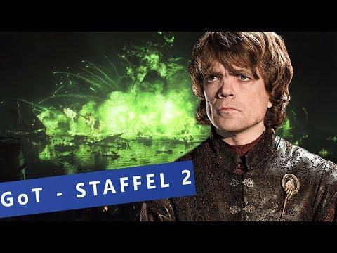 GAME OF THRONES - Das Recap zu Staffel 2 (видео)
