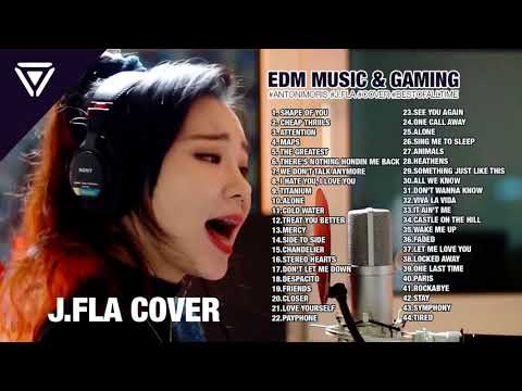 44 Songs J.Fla Cover Best of All Time | Best Songs Ever of J.Fla  2017 - Thời lượng: 1:39:03.